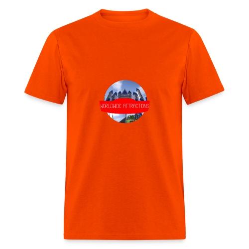 WWA Men's T-Shirt - Men's T-Shirt