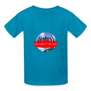 WWA Kids' T-Shirt - Kids' T-Shirt