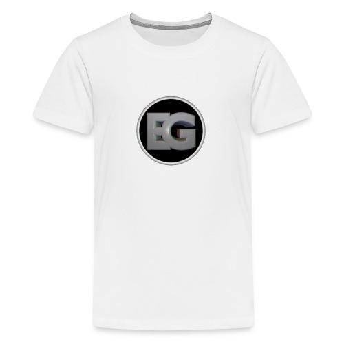 EliteGaming Logo Kid's Premium Shirt - Kids' Premium T-Shirt