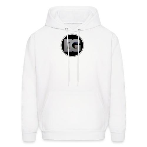 EliteGaming Logo Men's Hoodie - Men's Hoodie
