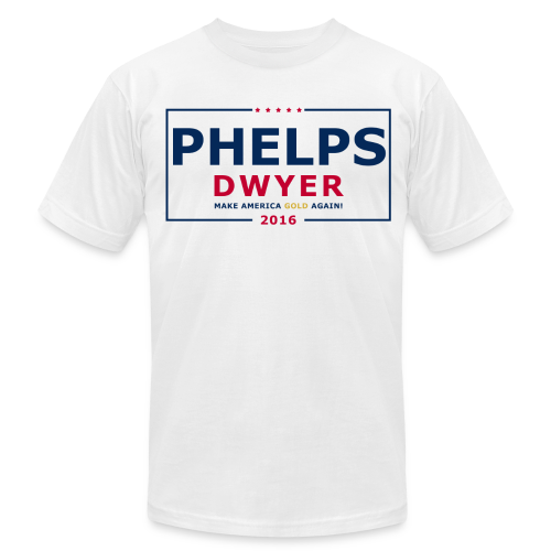 Phelps Dwyer 2016 - Men's  Jersey T-Shirt