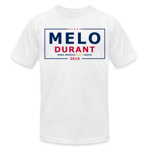 Melo   2016 - Men's Fine Jersey T-Shirt