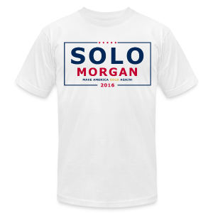 Solo Morgan 2016 - Men's Fine Jersey T-Shirt