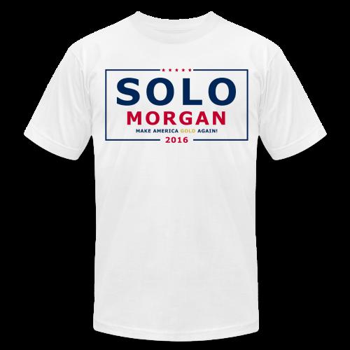 Solo Morgan 2016 - Men's Fine Jersey T-Shirt
