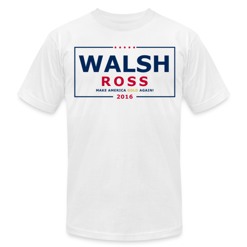 Wash Jennings Ross 2016 - Men's  Jersey T-Shirt