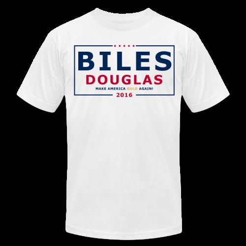 Biles Douglas 2016 - Men's Fine Jersey T-Shirt