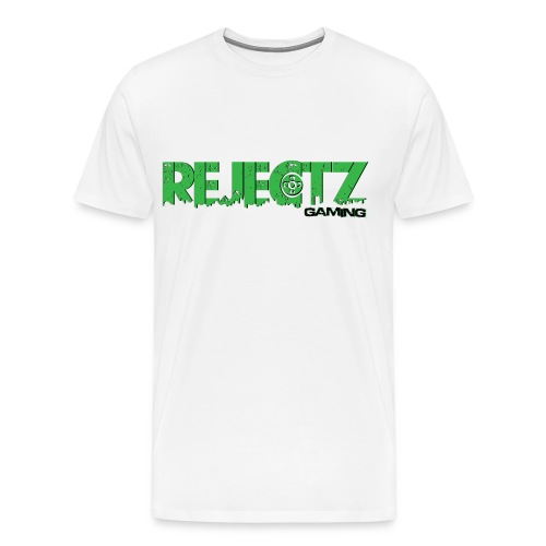 Rejectz Gaming T-Shirt - Men's Premium T-Shirt
