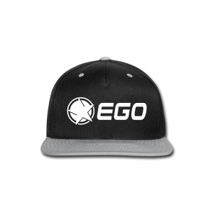 EGO Hat - Snap-back Baseball Cap