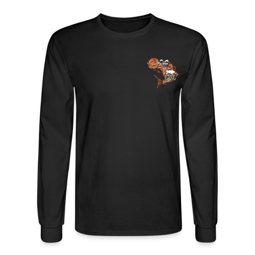 Brown Trout Longy - Men's Long Sleeve T-Shirt