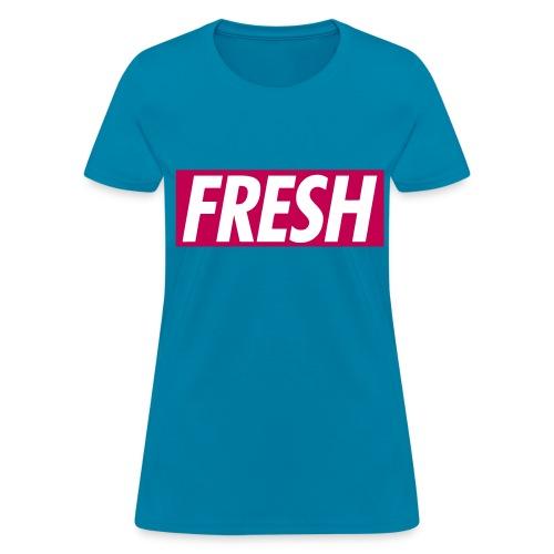 women fresh tee - Women's T-Shirt