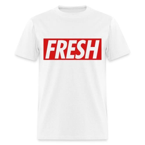 fresh tee - Men's T-Shirt