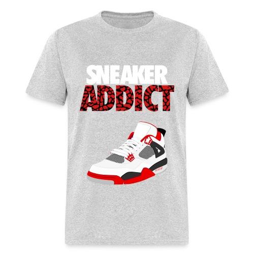 sneaker addict shirt - Men's T-Shirt