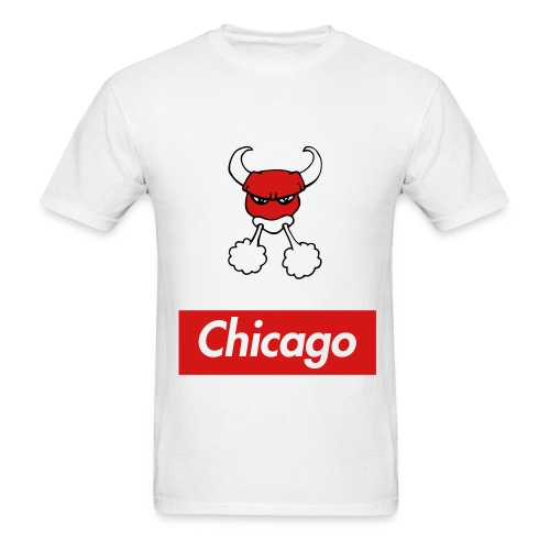 chicago shirt - Men's T-Shirt