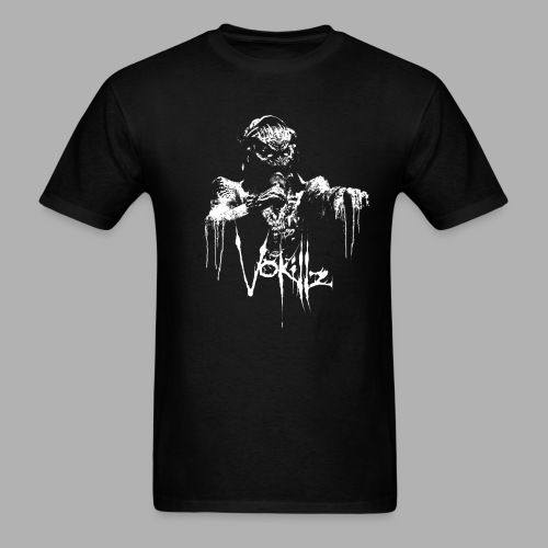 Vokillz Creature and Logo V1 - Men's - Men's T-Shirt