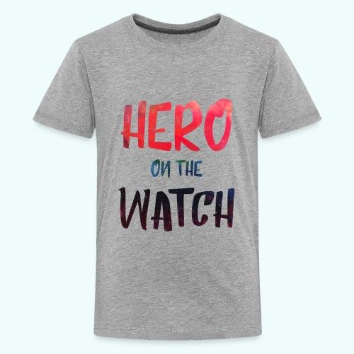 Kids' Premium Hero T-Shirt  - Kids' Premium T-Shirt