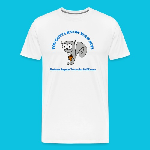 Check Yourself! - Men's Premium T-Shirt