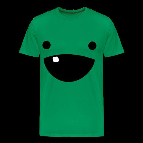 Slimecicle Face Men's T Shirt - Men's Premium T-Shirt