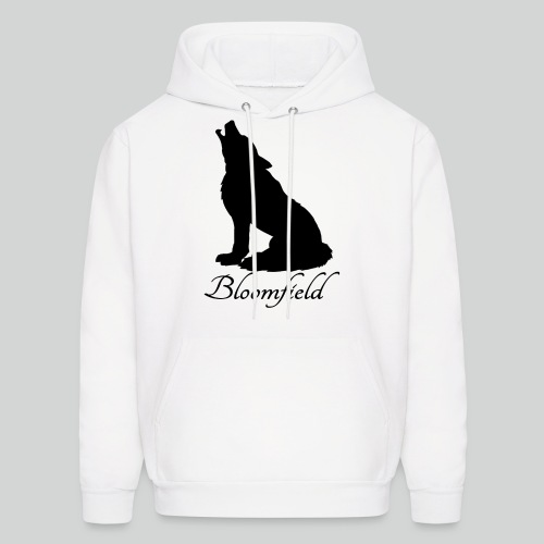 Bloomfield Wolf Hoodie (Black Print) *Multiple Colorways* - Men's Hoodie
