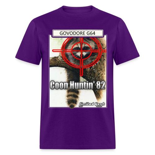 Coon Huntin' 82 (Game Dev Tycoon) - Men's T-Shirt