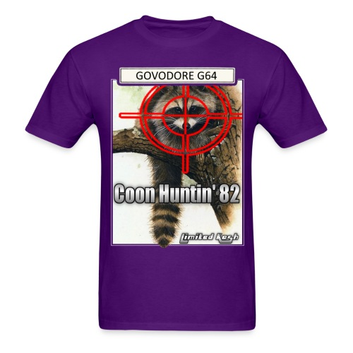 Coon Huntin' 82 (Game Dev Tycoon) - Men's T-Shirt