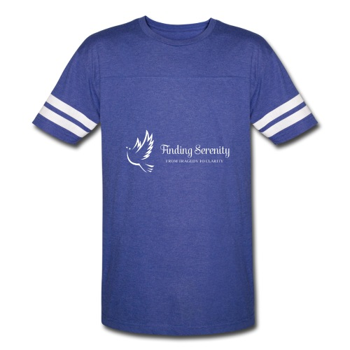 Finding Serenity Tee - Vintage Sport T-Shirt