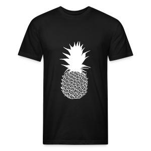 Chandail Ananas H - T-shirt ajusté poly/coton pour hommes