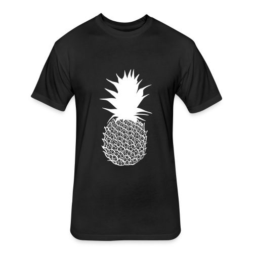 Chandail Ananas H - Fitted Cotton/Poly T-Shirt by Next Level