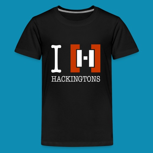 I Hack Hackingtons Kids - Kids' Premium T-Shirt