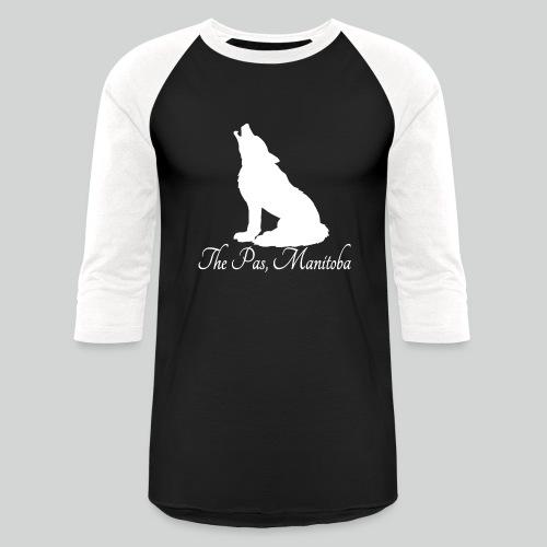 WOLF 3/$ Sleeve (White Print) *Multiple Colorways* - Baseball T-Shirt