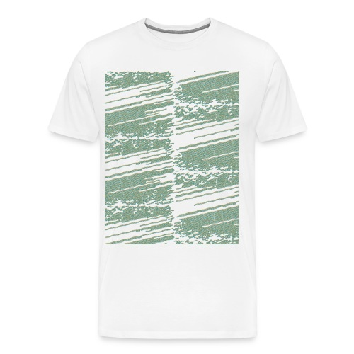 Abstract 2 [all colors] - Men's Premium T-Shirt
