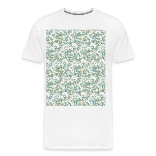 Abstract 1 [all colors] - Men's Premium T-Shirt