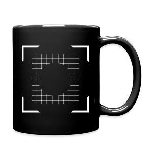 Target Locked Mug - Full Color Mug