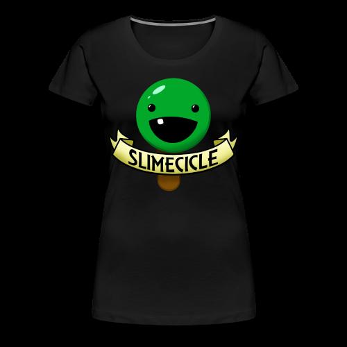 Slimecicle Women's T Shirt - Women's Premium T-Shirt