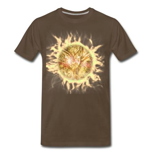 Realm 7  - Men's Premium T-Shirt