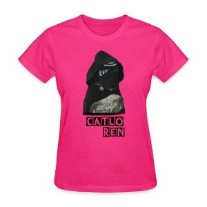 Womans Catlo Ren T-Shirt - Women's T-Shirt