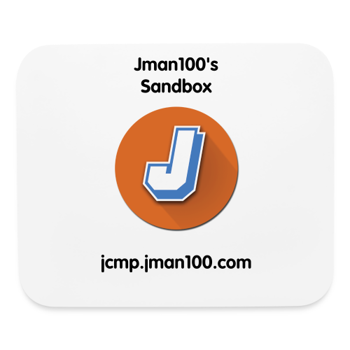 Jman100's Sandbox Mousepad - Mouse pad Horizontal