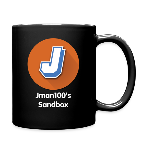 Jman100's Sandbox Drinking Mug - Full Color Mug