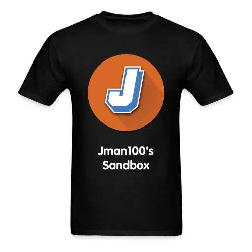 Jman100's Sandbox Men's T-Shirt - Men's T-Shirt