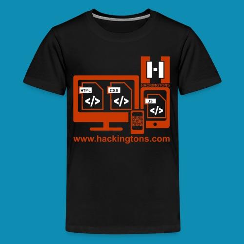 Hackingtons Shirt Kids - Kids' Premium T-Shirt