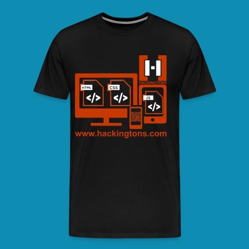 Hackingtons Shirt Adult - Men's Premium T-Shirt