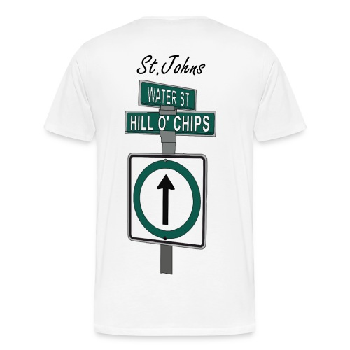 Special Edition Tee (St.Johns) - Men's Premium T-Shirt