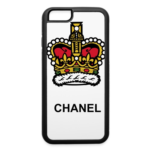 IPhone 6/6s KING CHANEL Phone case - iPhone 6/6s Rubber Case