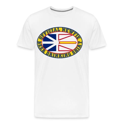 I'ts A Newfie Thing? - Men's Premium T-Shirt