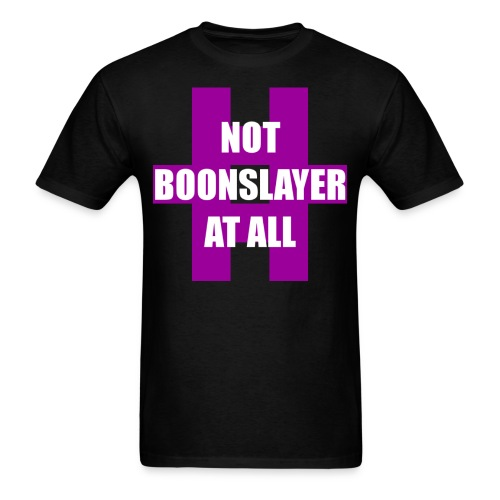 Not Boon At All T-Shirt - Men's T-Shirt