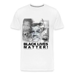 BLACK LIVES MATTER DREAM - Men's Premium T-Shirt