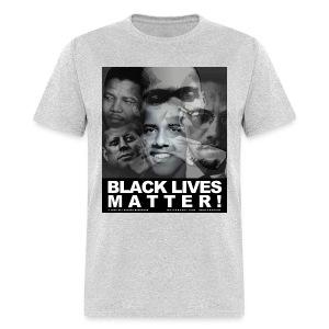 BLACK LIVES MATTER DREAM - Men's T-Shirt