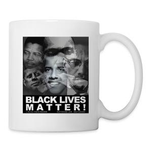 Black Lives Matter Dream Cup - Coffee/Tea Mug