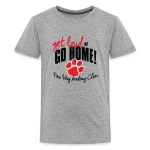 Cheer (Kid's) - Kids' Premium T-Shirt