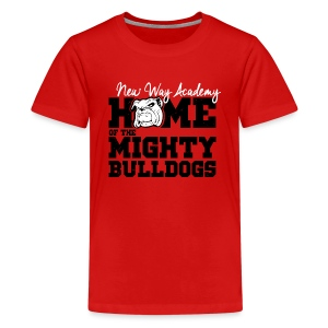 Bulldog Pride (Kid's) - Kids' Premium T-Shirt