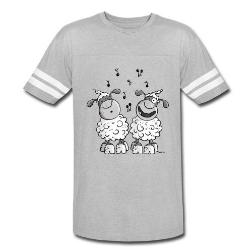 King Prince Twin Singers  - Vintage Sport T-Shirt